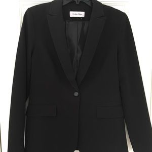 Calvin Klein Black Women's Jacket